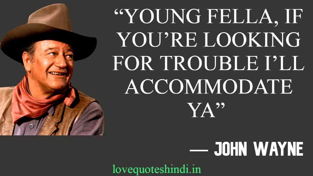 Quotes from Movies True Grit